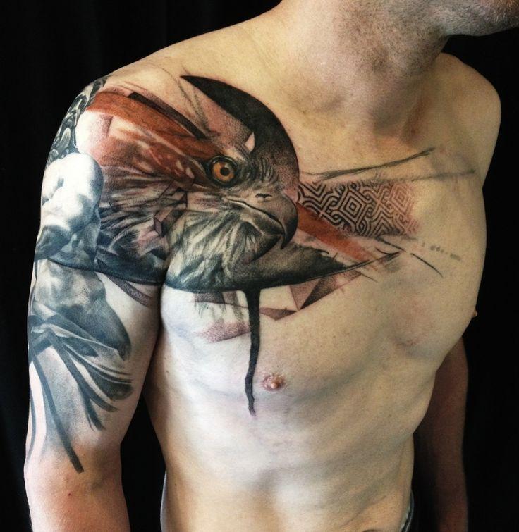 Hawk tattoo designs free games
